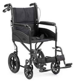 MultiMotion Compact Lite lichtgewicht transport rolstoel