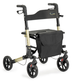 MultiMotion City lichtgewicht rollator