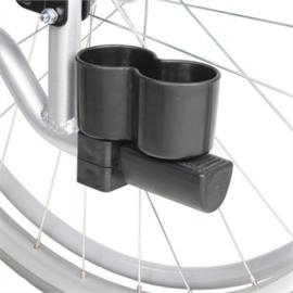 Krukkenhouder / Stokhouder rolstoel