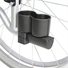 Krukkenhouder / Stokkenhouder rolstoel