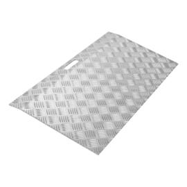 Drempelhulp aluminium (3 t/m 7 cm)