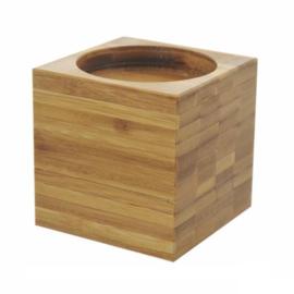 Bedverhogers / Meubelverhogers bamboe 8 cm