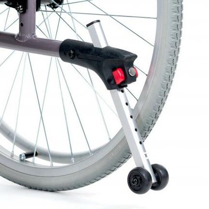 Anti-kiep wielen MultiMotion rolstoel M5 en M6