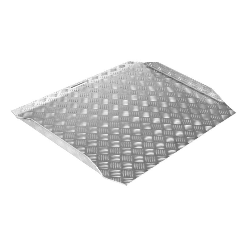 Drempelhulp aluminium Heavy Duty (7 t/m 15 cm)