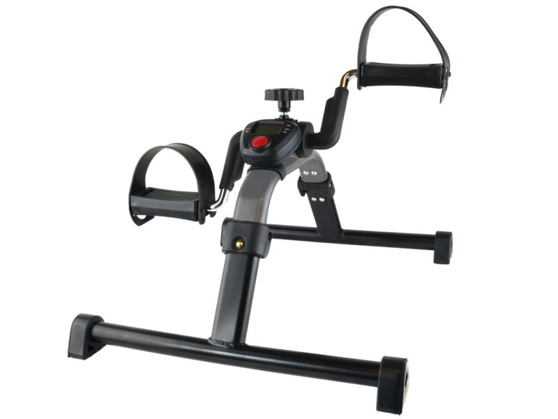 Pedaaltrainer / Fietstrainer met digitaal display (inklapbaar)