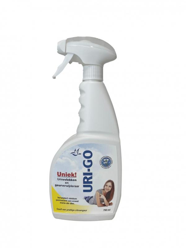 Uri-Go sprayfles 750ml
