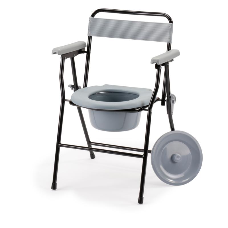 Inklapbare Toiletstoel, Po stoel Mike