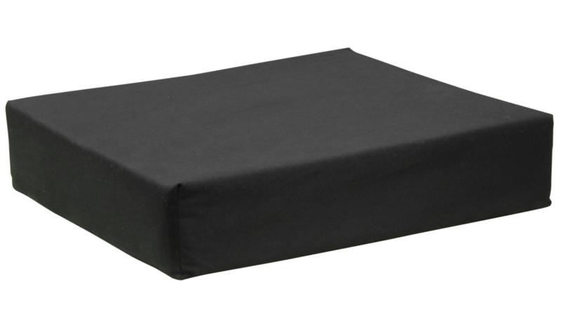 Rolstoelkussen / Zitkussen Comfort dubbellaags 10cm