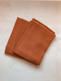 Hydrofiele doek Cognac