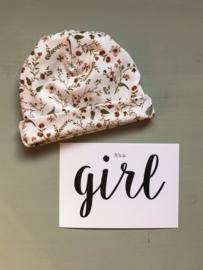 Kaart It's a girl