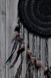 Dromenvanger zwart Ø 42 cm