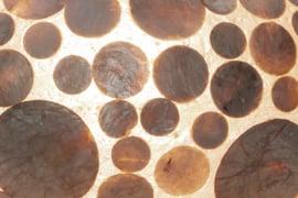 Coin goud - Wandlamp, set van 2