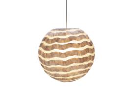 Waves - hanglamp bol 40 cm