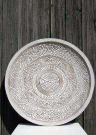 Houten schaal - Sumba 60 cm