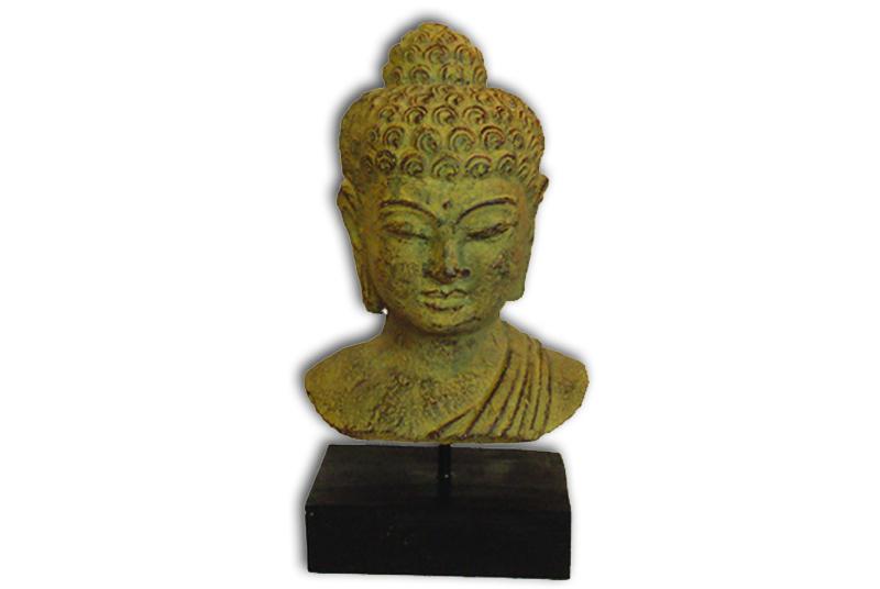 Buddha torso op voet 30 cm
