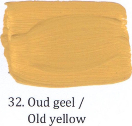 Senna kast original Old Yellow (ocher)