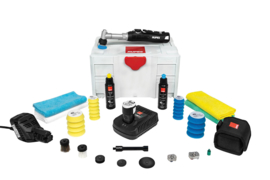 Rupes - BigFoot Ibrid Nano Multi-Action Polisher - Long Neck (systainer)
