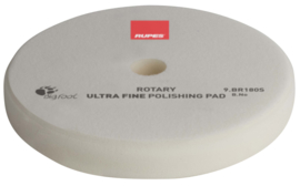 Rupes - White Rotary Extra Fine Polishing Pad
