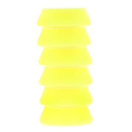 Rupes - Yellow Fine Polishing Pad - iBrid - 34/40mm - 6-pack