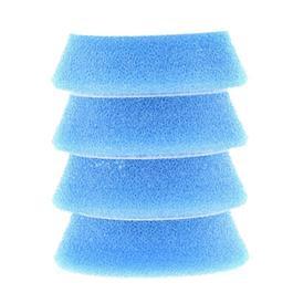 Rupes- Blue Coarse Foam Pad - iBrid - 54/70mm - 4-pack