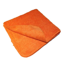 Detailing Rental - Oranje zachte microvezel doek