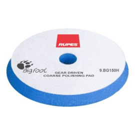 Rupes - Blue Gear Driven Coarse Polishing Pad (verschillende maten)