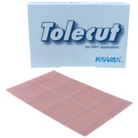 Kovax - Tolecut Pink K1500 (8-cut) - 29x35mm