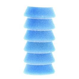 Rupes- Blue Coarse Foam Pad - iBrid - 34/40mm - 6-pack
