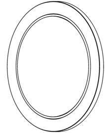 Lens / Ring voor NOVA 5K/C+R/10K