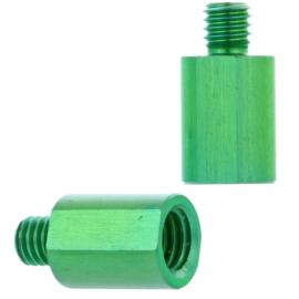 Rupes - Ibrid Rotary adapter - groen
