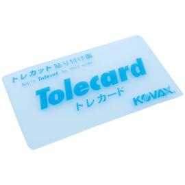 Kovax - Tolecard - 66x110mm