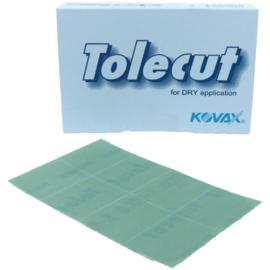 Kovax - Tolecut Green K2000 (8-cut) - 29x35mm