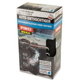 Pingi - Mega Auto-Ontvochtiger - 1000gram