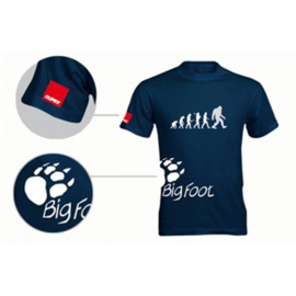 Rupes- Bigfoot blauw t-shirt