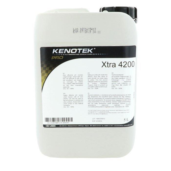 Kenotek - Xtra 4200 (Wheel Cleaner Ultra 5L)