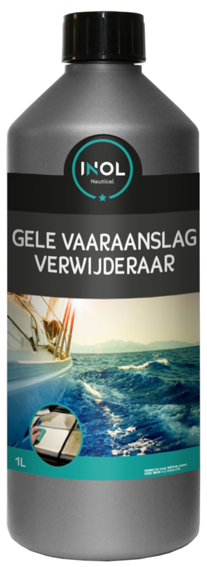 Inol Nautica- Gele vaaraanslag verwijderaar
