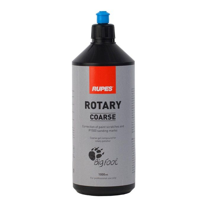 Rupes - Rotary Coarse Gel Compound