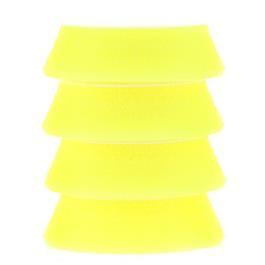 Rupes - Yellow Fine Polishing Pad - iBrid - 54/70mm - 4-pack