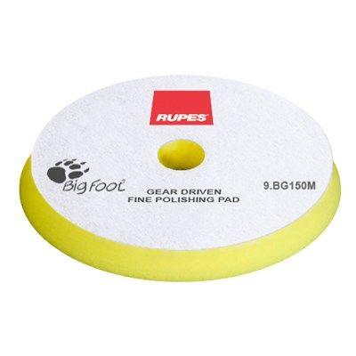 Rupes -  Yellow Gear Driven Fine Polishing Pad (verschillende maten)
