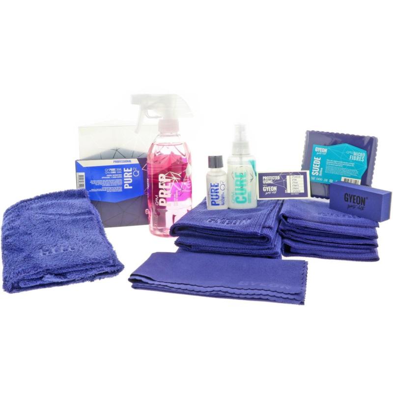 Gyeon - Q² Pure Essentials Protection Kit