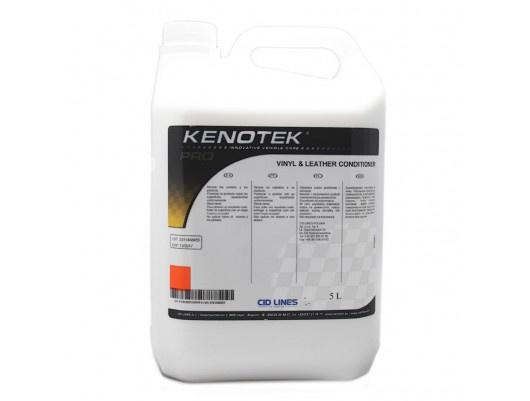 Kenotek - Vinyl & Leather Conditioner - 5L