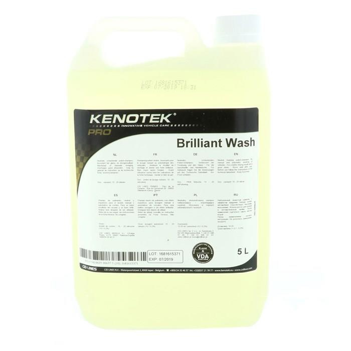 Kenotek- Brilliant Wash 5L