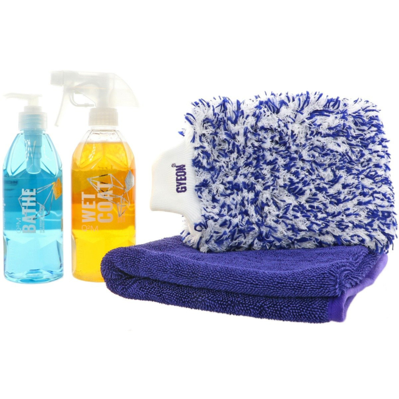 Gyeon - Wash & Coat Kit