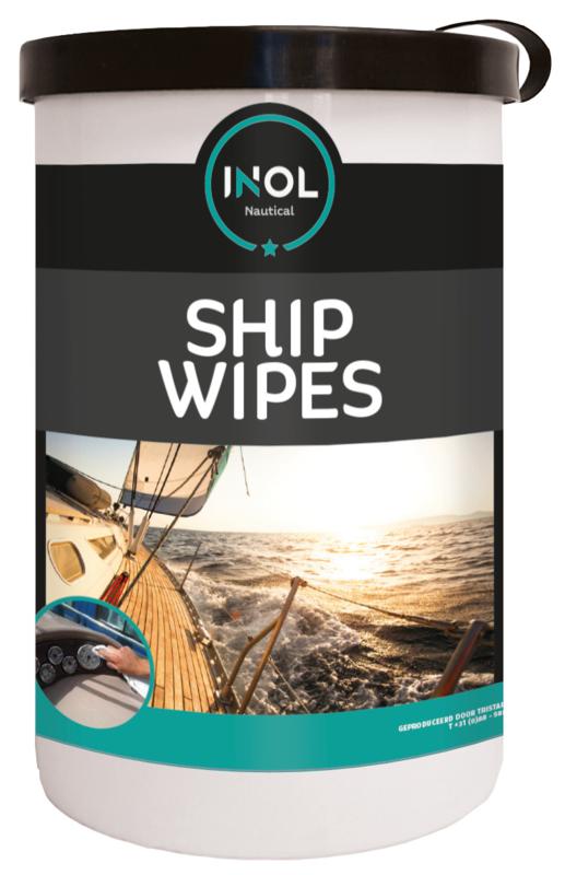 Inol Nautica- Shipwipes