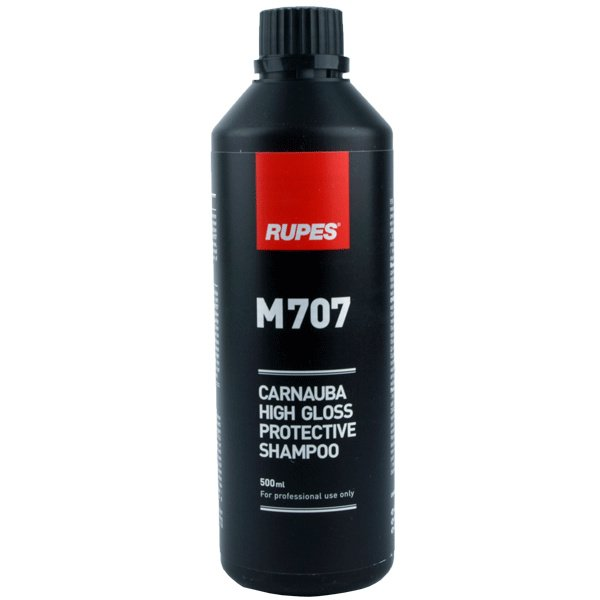 Rupes- M707 Carnauba High Gloss Protective Shampoo