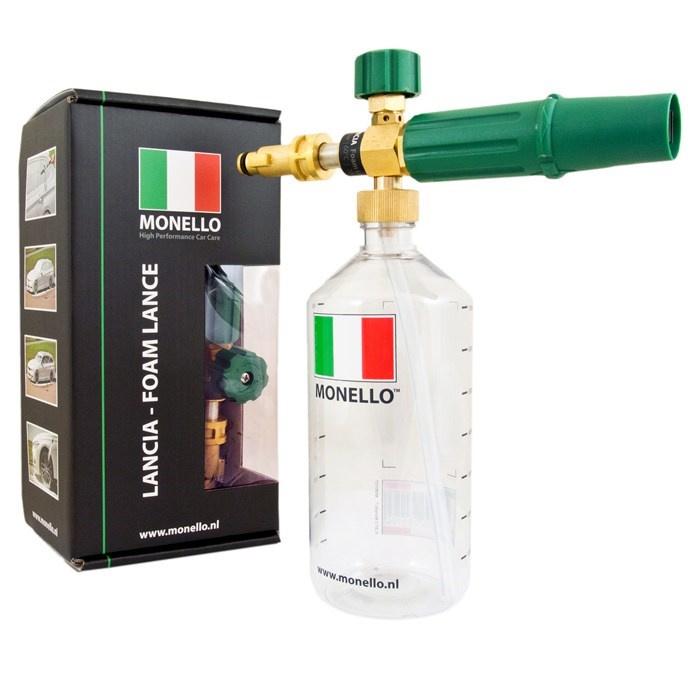 Monello- Lancia Foam Gun (verschillende aansluitingen)
