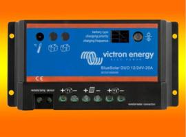 20A laadregelaar Victron Energy BlueSolar PWM-Pro 12 / 24V