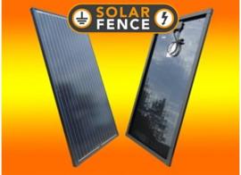 zonnepaneel 130 Watt zwart