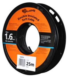 Gallagher Kabel 1,6mm 25m/rol