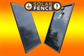 Zonnepaneel 50 Watt zwart